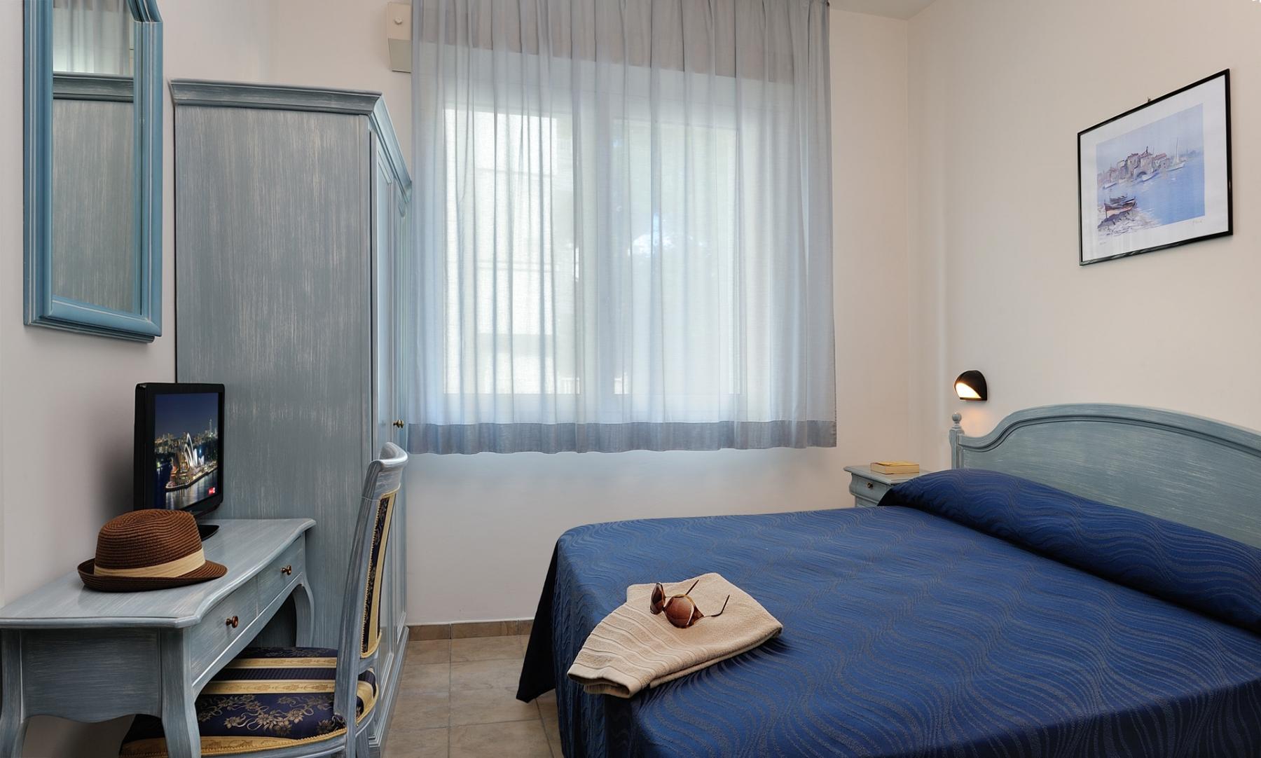 Camera Matrimoniale 14 Mq.Camera Comfort Hotel Marilenahotel Marilena