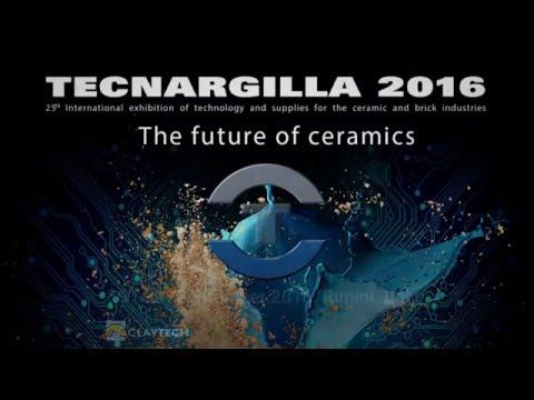 Tecnargilla 2016